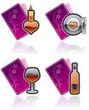 element för design 52b Royaltyfri Illustrationer
