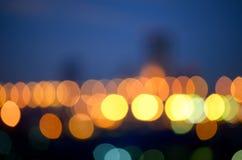 element för design för bakgrundsblurbokeh Royaltyfri Fotografi