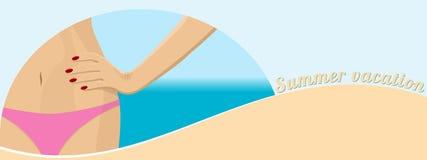 Element für Auslegungvektorabbildung Lizenzfreie Stockfotos