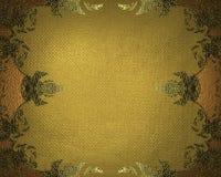 Element für Entwurf Schablone für Entwurf kopieren Sie Raum für Anzeigenbroschüre oder Mitteilungseinladung, abstrakter Hintergru Stockbild