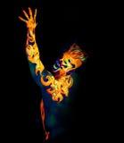 Element Fire Stock Photo
