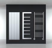 Element i ett rum stock illustrationer