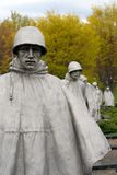 Element Of The Korean Memorial Royalty Free Stock Image