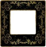 element kwiecista rama royalty ilustracja