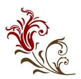 element kwiecisty Obrazy Royalty Free