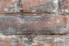 Element old brick wall Royalty Free Stock Photos
