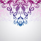 Element Oriental ornamentation. Fantasy background Stock Images