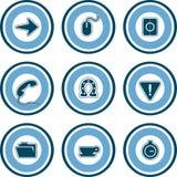 element p för design 13b royaltyfri illustrationer