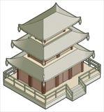 element p för design 20c royaltyfri illustrationer