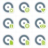element p för design 22d Stock Illustrationer