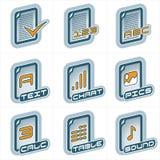 element p för design 25b Vektor Illustrationer