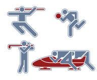 element p för design 30a vektor illustrationer