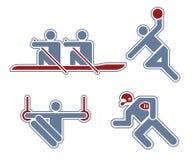 element p för design 30f Vektor Illustrationer