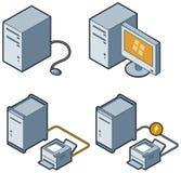 element p för design 5a Vektor Illustrationer