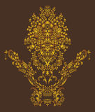 Element of pattern Royalty Free Stock Photography