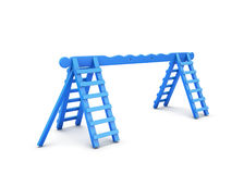 Element a playground ladder Royalty Free Stock Images