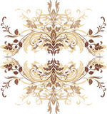 Element for seamless pattern. Royalty Free Stock Photo