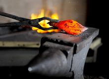 Element in the smithy Royalty Free Stock Photos