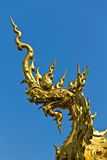 Element of Thai Art Taken from temple Thailand Royalty Free Stock Images