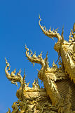 Element of Thai Art Taken from temple Thailand Stock Image