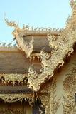 Element of Thai Art Taken from Wat Rong Khun,Chiang Rai Stock Image