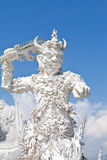 Element of Thai Art from Thailand Temple Royalty Free Stock Photography