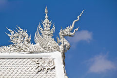 Element of Thai Art Wat Rong Khun Thailand Royalty Free Stock Images