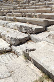 Element of Theater of Dionysus Stock Photo