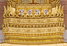 Element of Traditional Thai architecture Royalty Free Stock Photography