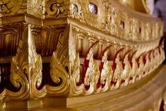 Element Tradycyjna Tajlandzka architektura Fotografia Stock