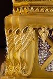 Element Tradycyjna Tajlandzka architektura Obrazy Royalty Free