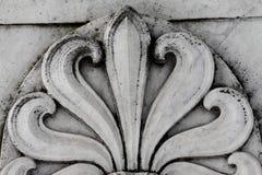 Element van een architecturaal ornament Royalty-vrije Stock Afbeelding