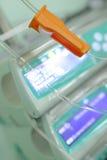 Element van intraveneus systeem Stock Afbeelding