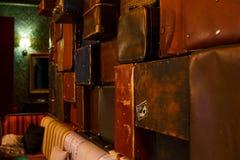 The element of vintage interior stock photo