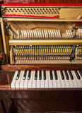 element vintage piano Royalty Free Stock Photography