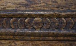 Element von alten Holztüren Lizenzfreies Stockfoto