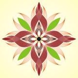 Element voor ontwerp Royalty-vrije Illustratie