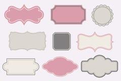 Element voor ontwerp Stock Afbeeldingen