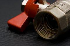 element wyposażenia hydrauliki Obraz Stock