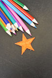 Elementary Art Time Royalty Free Stock Photography
