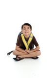 Elementary Boy Royalty Free Stock Photography