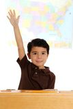 Elementary Boy Stock Photo