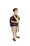 Elementary Boy Royalty Free Stock Photos