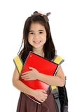Elementary Girl Royalty Free Stock Photo