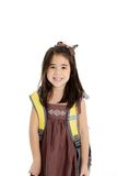 Elementary Girl Royalty Free Stock Photography