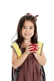 Elementary Girl Stock Photography