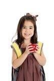 Elementary Girl Stock Photography