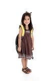 Elementary Girl Stock Photo