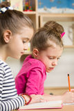 Elementary kids Stock Photos