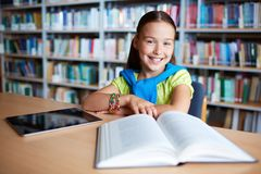 Elementary learner Royalty Free Stock Photos
